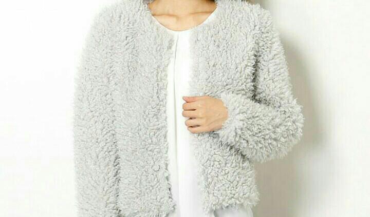 ファーコートがないと、この冬のレディースファッションは語れない!!