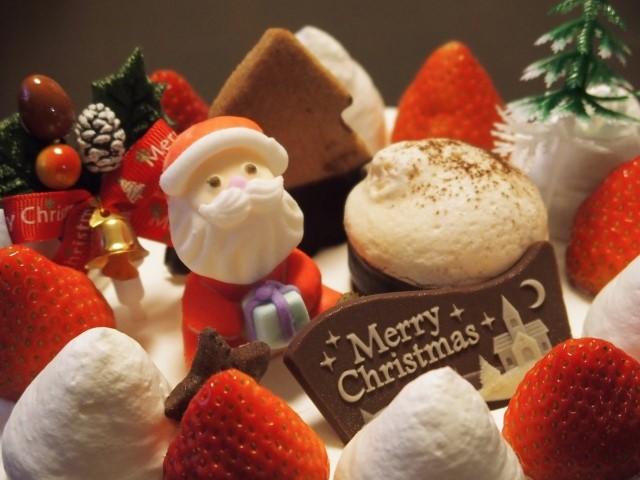 クリスマスケーキ 手作り 簡単